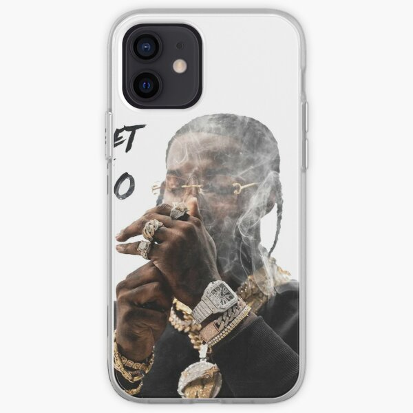 Meet The Woo Pop Smoke iPhone Soft Case