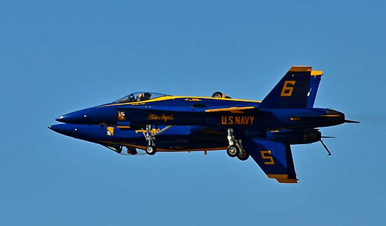 Blue Angels by JoeGoble