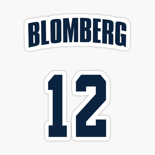 Ron Blomberg Sticker