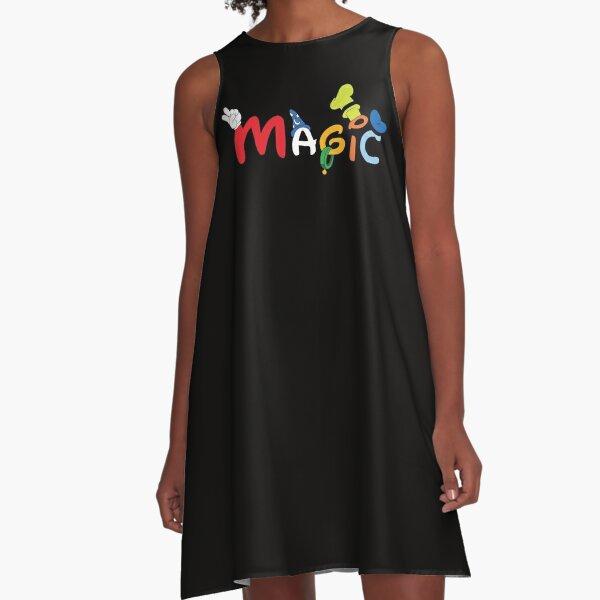 Magic A-Line Dress