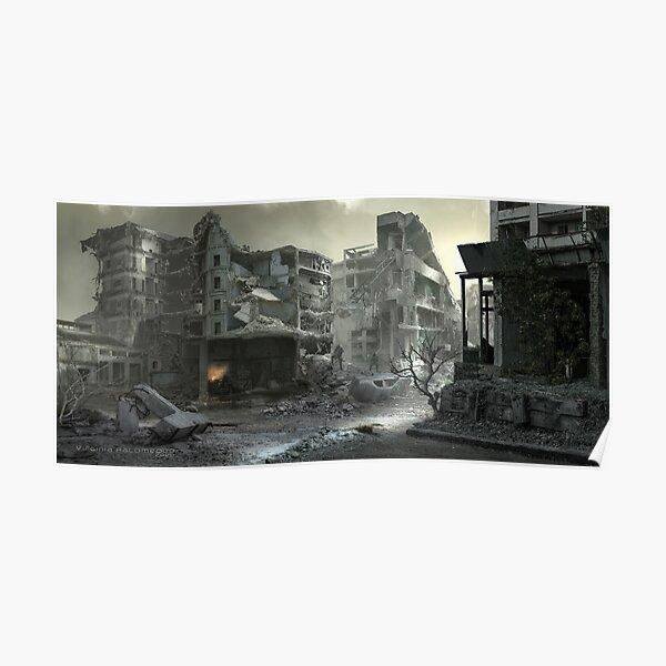 Post apocalypse Poster