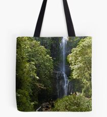 Waterfall - Hana Road, Maui Tote Bag