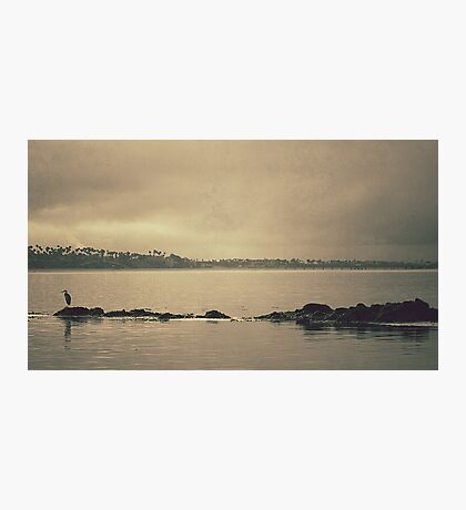Gloomy Bay Photographic Print