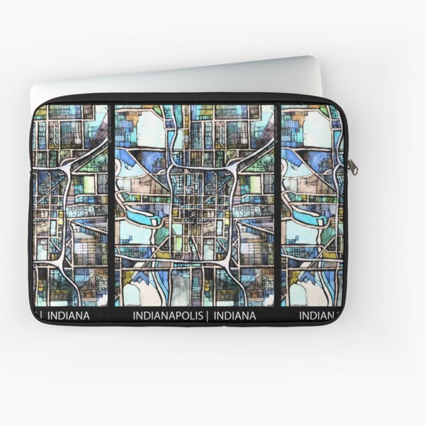 Indianapolis, IN Laptop Sleeve