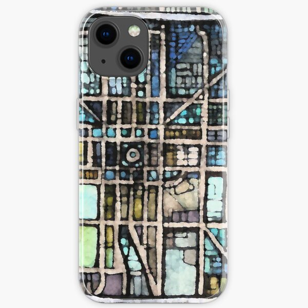 Indianapolis, IN iPhone Soft Case