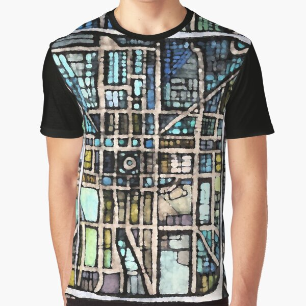 Indianapolis, IN Graphic T-Shirt