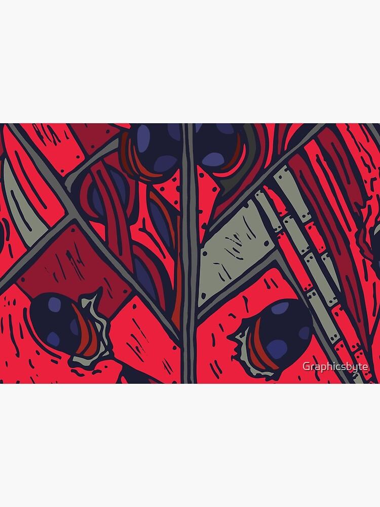 Biomechanical Ladybug by Graphicsbyte