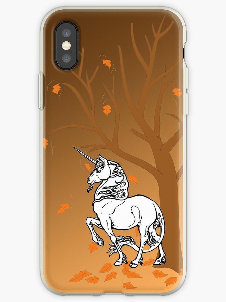Fall Unicorn by stargirl1311