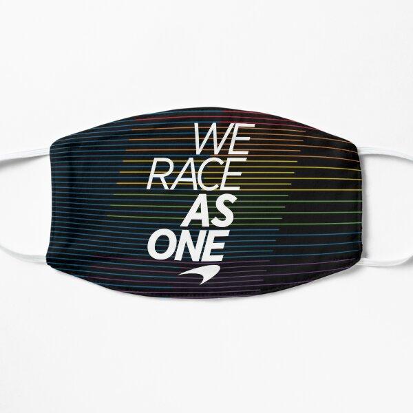 Nous courons ensemble Masque sans plis