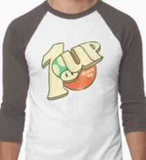 1UP Soda Men's Baseball ¾ T-Shirt