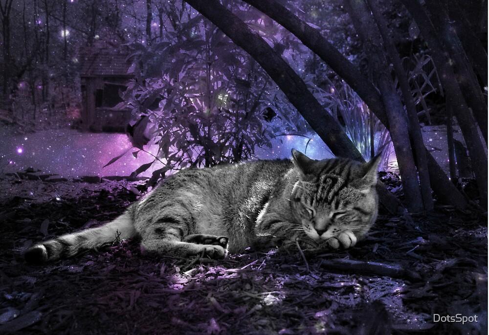 Feline Fairyland by DotsSpot