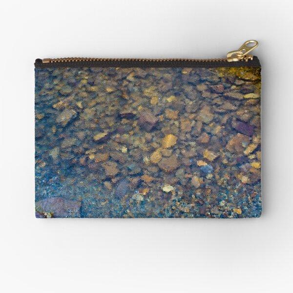 Fresh Water Pebbles Zipper Pouch