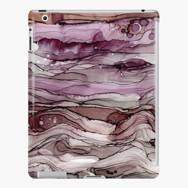 Lavender Hues Ethereal Fairies | Elegant Series iPad Snap Case