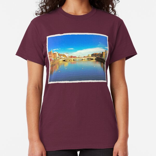 Cork City Lee View 001  Classic T-Shirt