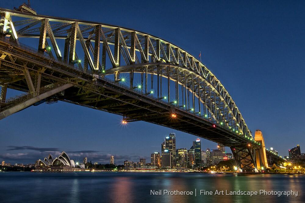 Harbour Bridge, Sydney, Australia by Images Abound | Neil Protheroe