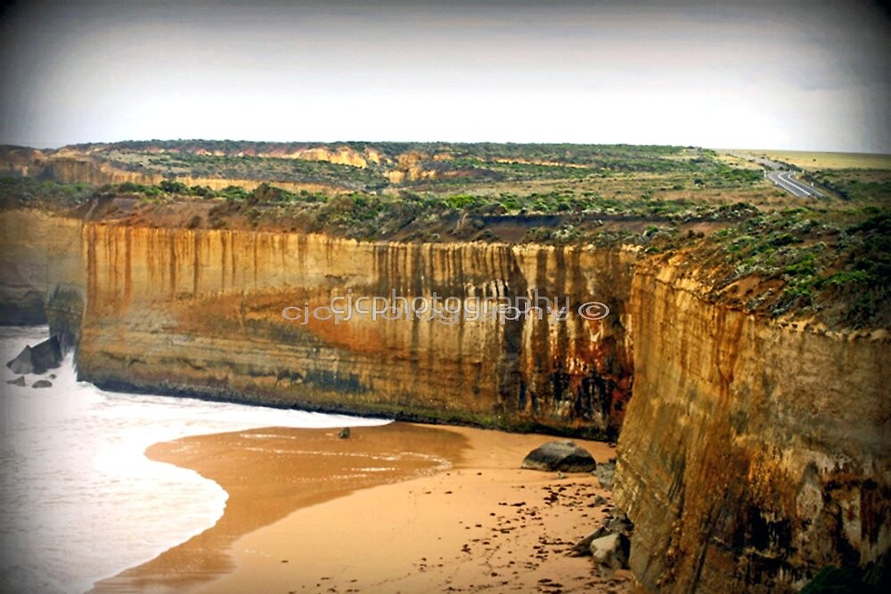 Gigantic Cliffs ~ Australia by cjcphotography