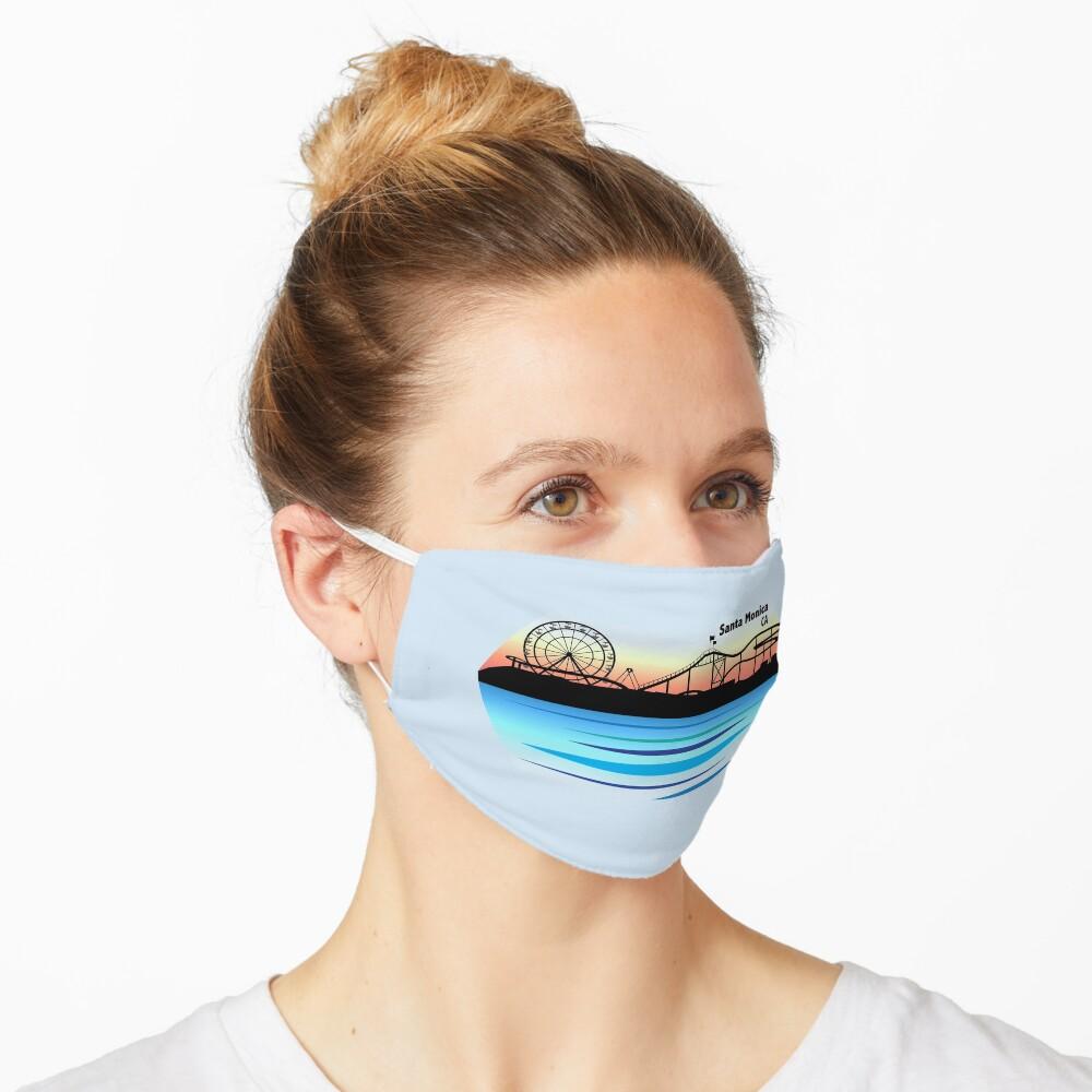 Santa Monica (Version 2) Mask