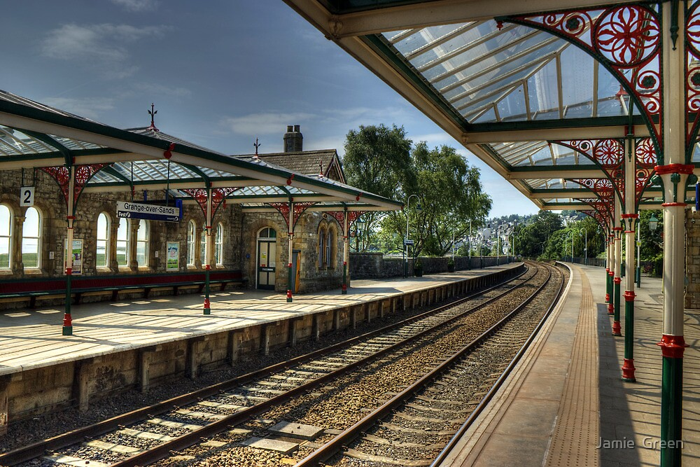 The View From Platform 1 by Jamie  Green