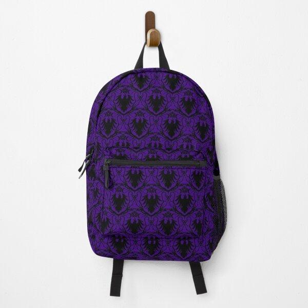 Raven Damask Backpack