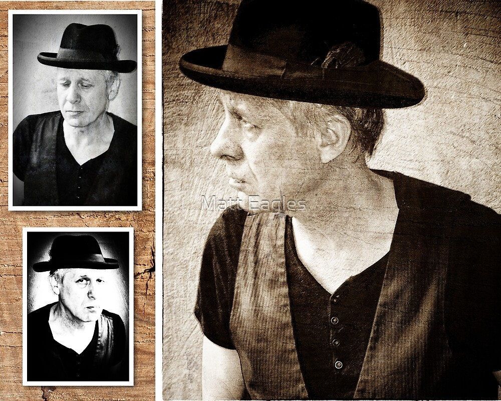 Dave Sharp by Matt Eagles