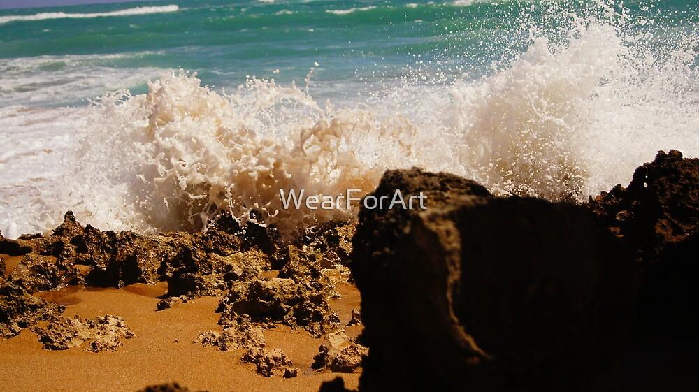Splash! by WearForArt