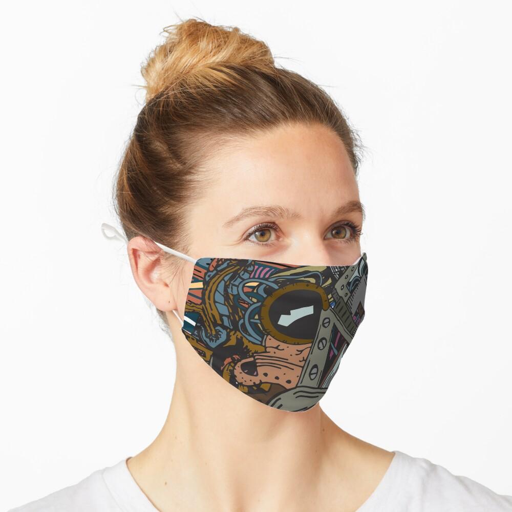 Bio-Mechanical Disaster  Mask