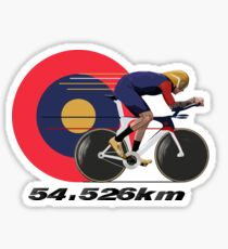 On Target Sticker