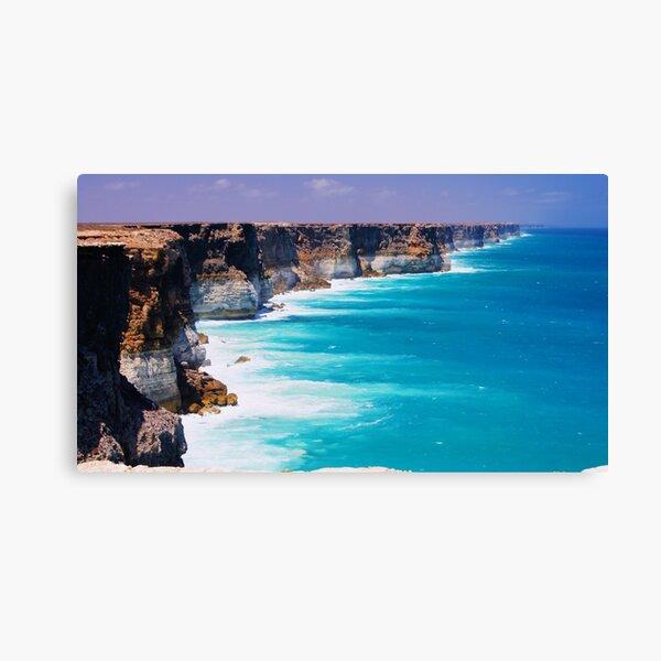 Australian Bight Canvas Print