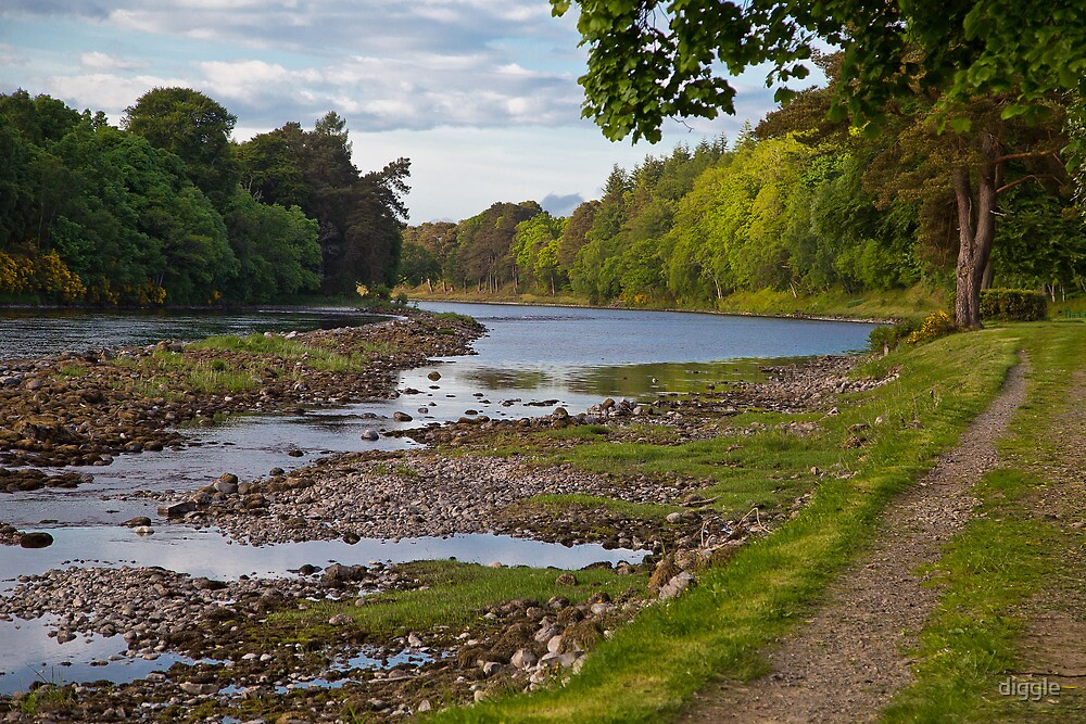Track by the River by diggle