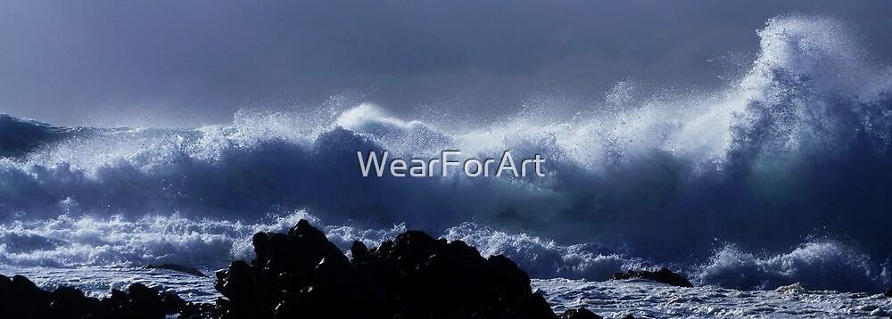 Waves 3 by WearForArt