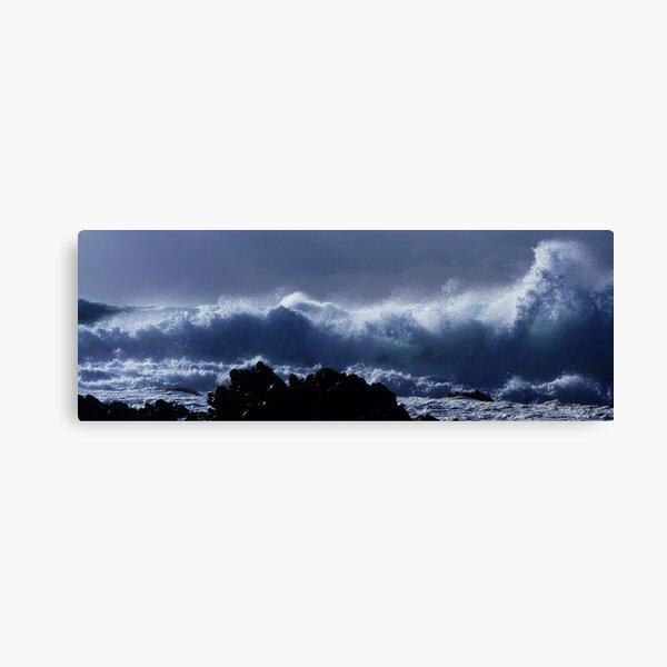 Waves 3 Canvas Print