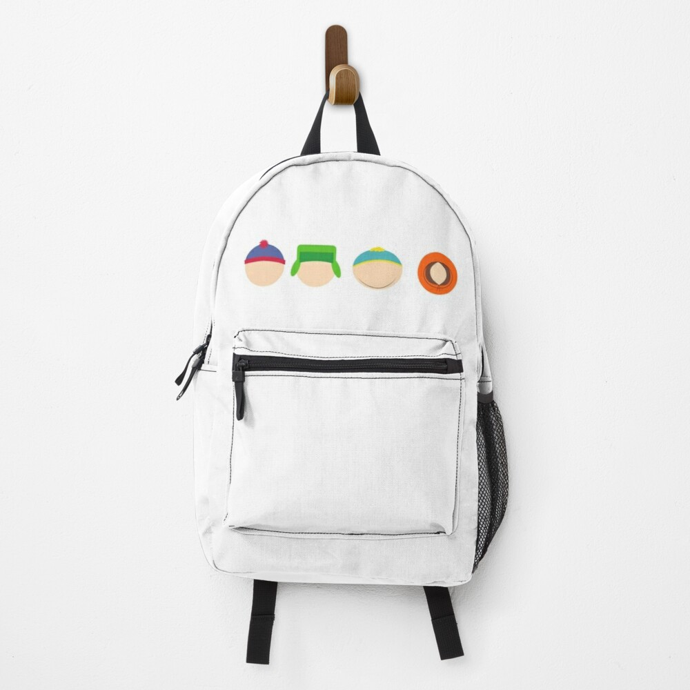 South Park Gang Backpack