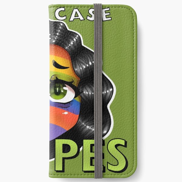 ❣A Bad Case of Stripes❣ (Stickers and more) iPhone Wallet