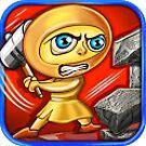Hammer Hero - Ninja Smash Game by johnmorris8755