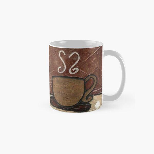 Coffee Cup Painting 2 Classic Mug