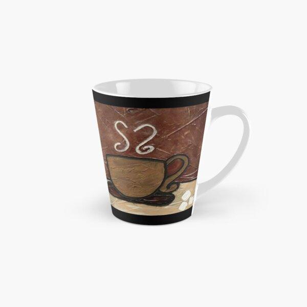 Coffee Cup Painting 2 Tall Mug