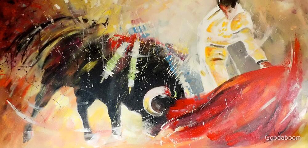2010 Toro Acrylics 01 by Goodaboom