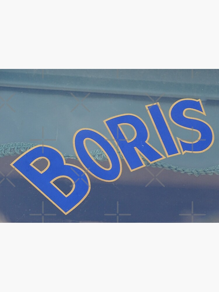 Boris, Russian Name, Boris mask  by PicsByMi