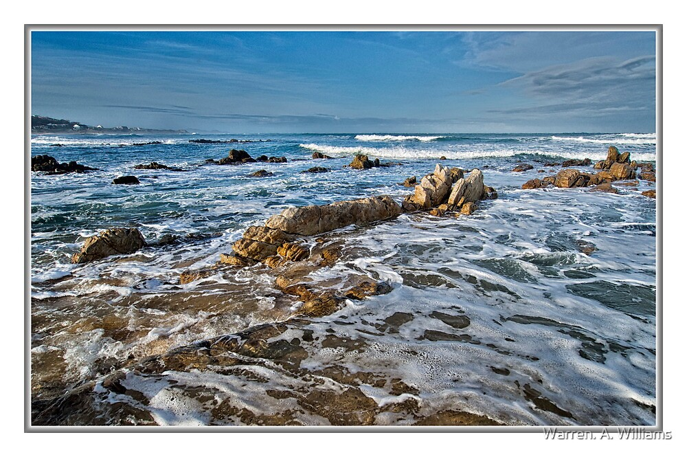 Incoming Tide by Warren. A. Williams
