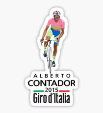 Giro 2015 Sticker