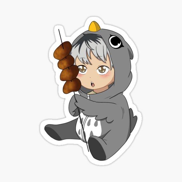 Baby Bokuto Sticker