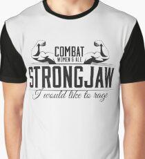 Strongjaw - Critical Role - Premium Design Graphic T-Shirt