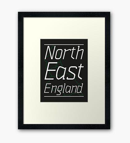 pbbyc - North East England Framed Print