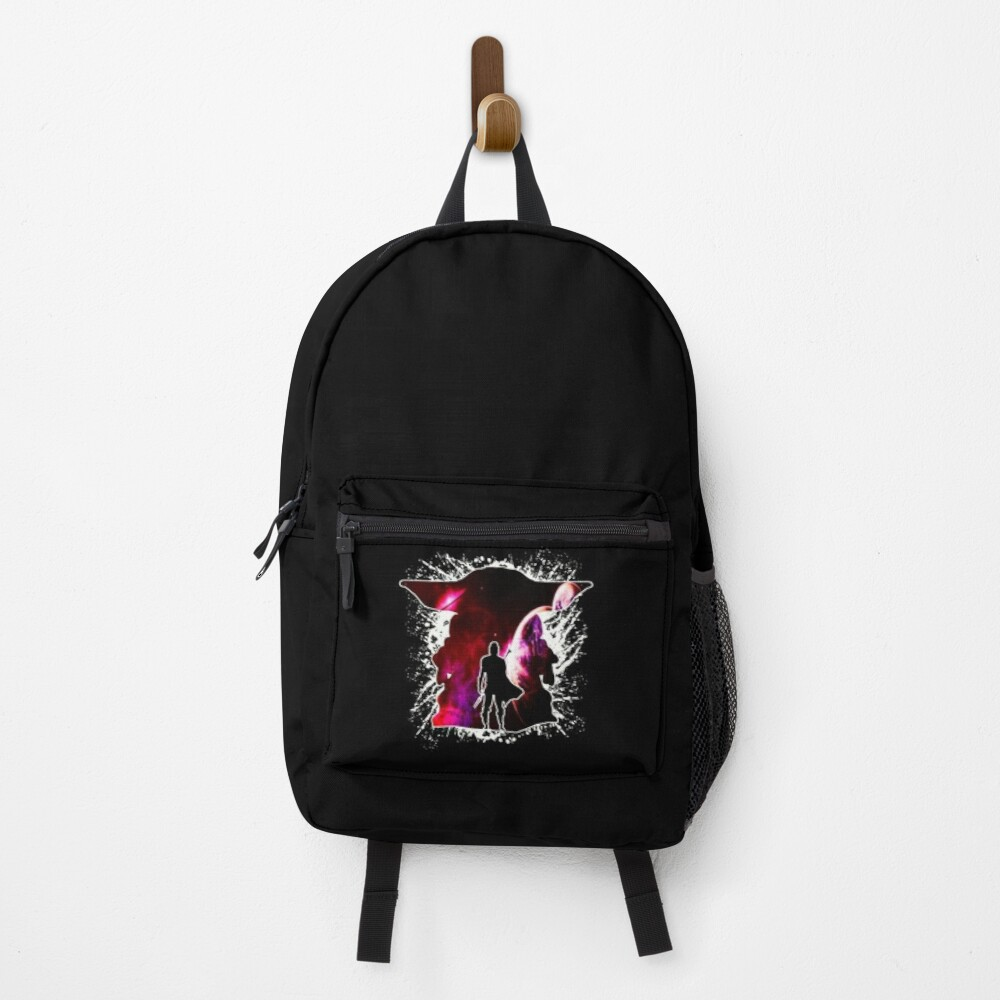Mando and Baby This is The Way Vol.2 Backpack