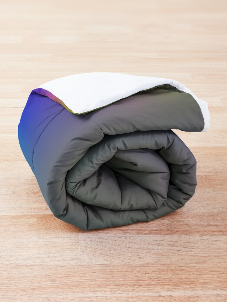 Alternate view of Colors, Light Comforter