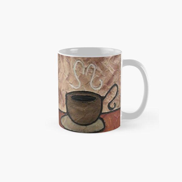 Coffee Cup Painting Classic Mug