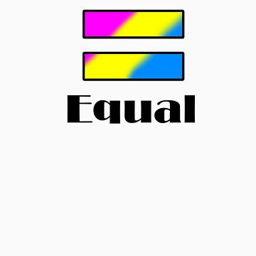 Equal Pansexual Light by DowntonAbi