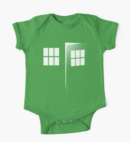 Police Call Box Kids Clothes