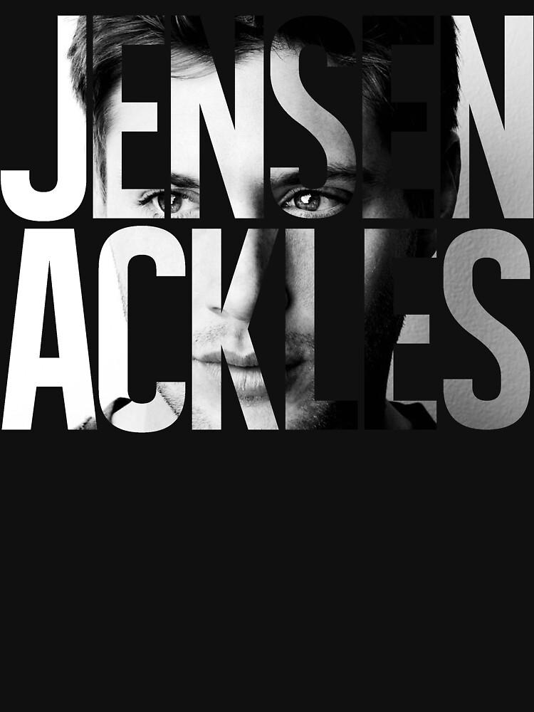 Jensen Ackles | Unisex T-Shirt