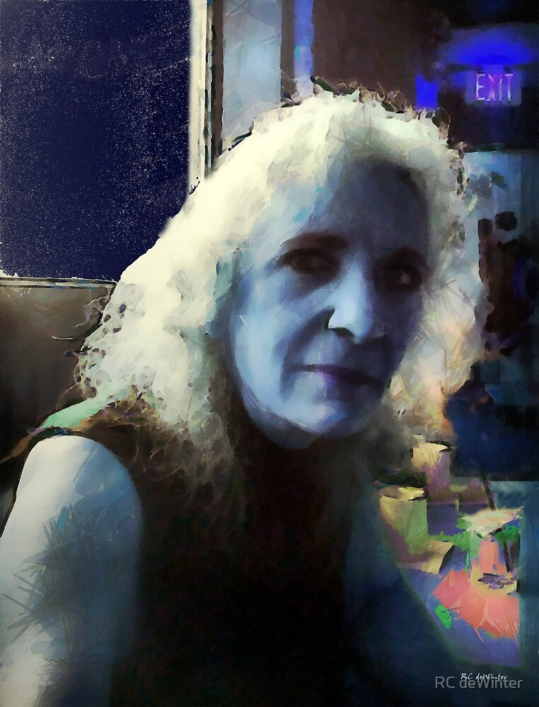 Talk to Me by RC deWinter